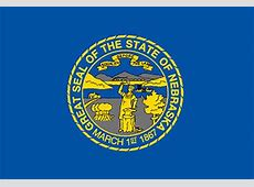 Nebraska Flag Flag Of Nebraska State
