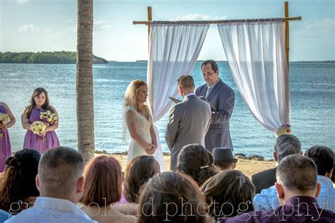 key largo lighthouse beach weddings wedding venue south florida