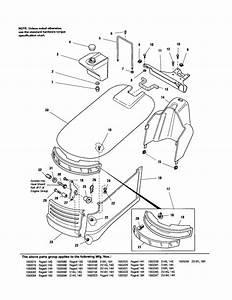 31 Simplicity Snowblower Parts Diagram