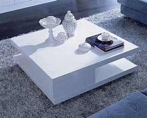 Table Salon Carrée : table basse comment bien la choisir en 5 points hauteur style forme ~ Teatrodelosmanantiales.com Idées de Décoration
