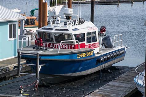 Fire Boats In Portland Oregon by Oregon Fireboats
