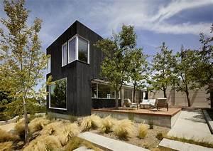 Shou Sugi Ban : shou sugi ban house 3 materia ~ Zukunftsfamilie.com Idées de Décoration