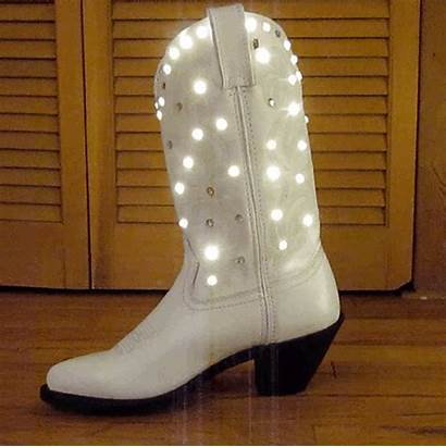 Kacey Musgraves Boots Cowboy Cowgirl Led Enlighted