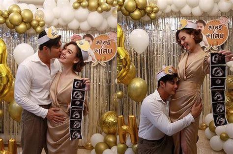 แมน การิน ประกาศข่าวดีภรรยาสุดที่รัก เกล รดา ตั้งท้องได้ 3 ...