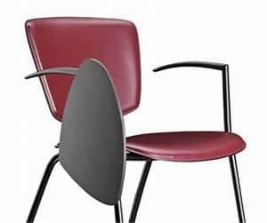 Stuhl Mit Schreibplatte : konferenzstuhl mit schreibplatte idfdesign ~ Frokenaadalensverden.com Haus und Dekorationen