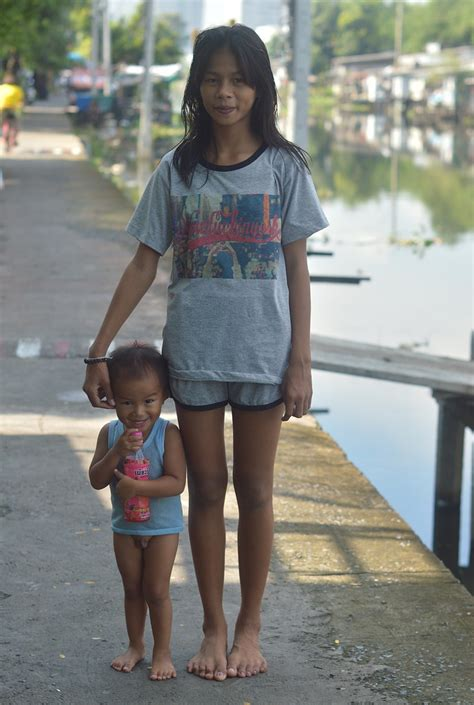 Pretty Preteen Girl With Her Brother The Foreign Photographer ฝรั่งถ่ Flickr