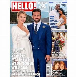 Vogue Williams shares first look at secret wedding to ...