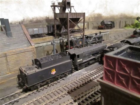 rites  passage   model railway  buildings