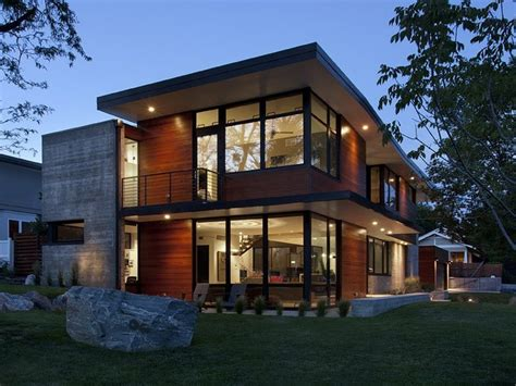 contemporary loft modern industrial house designs