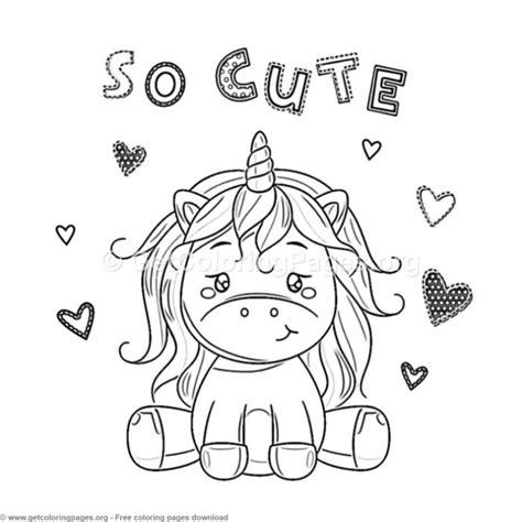 cute cartoon unicorn coloring pages art unicorn