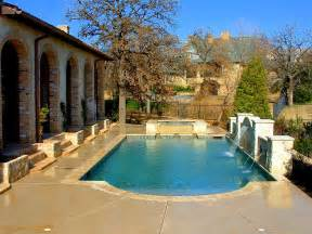 beautiful pool landscaping backyard pool ideas for a better relaxing station to try traba homes