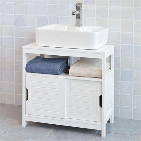 under cabinet shelving bathroom sobuy under sink bathroom storage cabinet with shelf