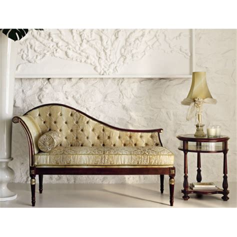 chaise capitonn designer chaise longue poufs benhes romeo 39 s furnishings