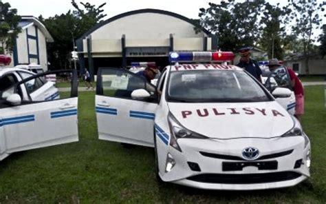 Pnp Eastern Visayas Set To Receive Hybrid Cars From Japan