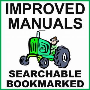 John Deere 5220 5320 5420 5520 Tractor Repair Service