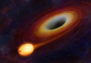 Astronomers Spot a Star-Eating Black Hole 2.9 Billion ...