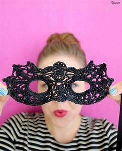 DIY Masquerade Mask: Crochet Pattern - Darice