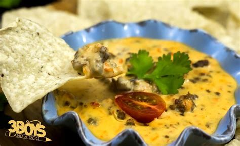 rotel dip with ground beef rotel dip with hamburger meat recipe 3 boys and a dog