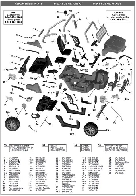 Peg Perego Polaris Sportsman Wiring Diagram