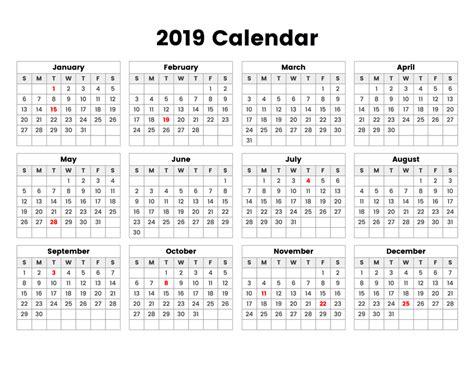 printable year calendar holidays creativeinfotechinfo