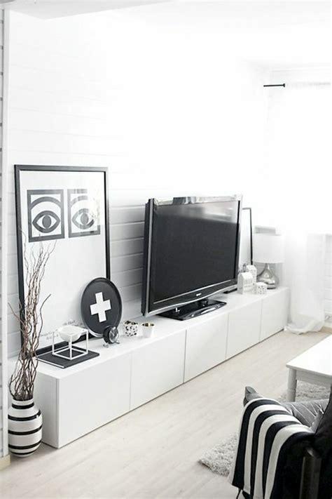 canapé style togo le meuble télé en 50 photos des idées inspirantes