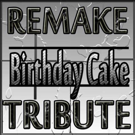 amazoncom birthday cake remix rihanna feat chris brown