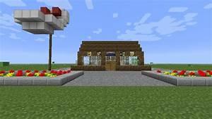Krusty Krab Minecraft Project