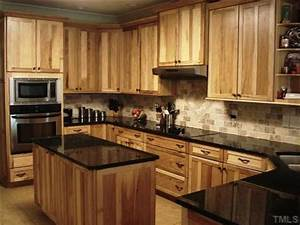 best 25 hickory kitchen cabinets ideas on pinterest With kitchen colors with white cabinets with iron medallion wall art
