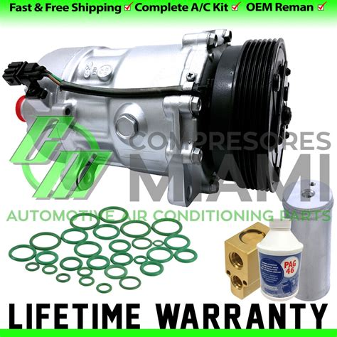 auto air conditioning service 1976 volkswagen golf spare parts catalogs a c compressor repair kit fits volkswagen jetta 1999 2005 beetle 1998 2006 oem ebay