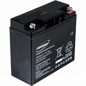 Batterie Tracteur Tondeuse 12v 18ah : batterie 12v 18ah achat vente pas cher ~ Nature-et-papiers.com Idées de Décoration