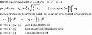 Schnittpunkt Zweier Parabeln Berechnen : zusammenfassung quadratische funktionen mathe brinkmann ~ Themetempest.com Abrechnung