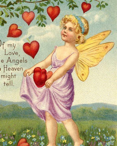 Valentine Fairy Image The Graphics Fairy