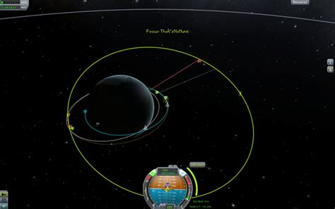 orbital mechanics - KSP-like interactive map of the real ...