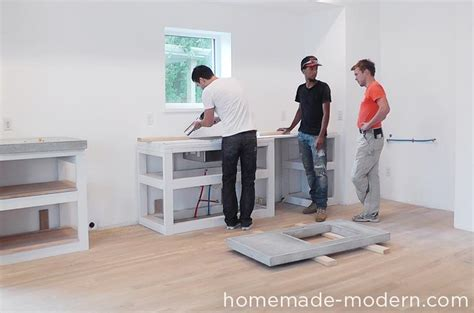 homemade modern ep kitchen cabinets