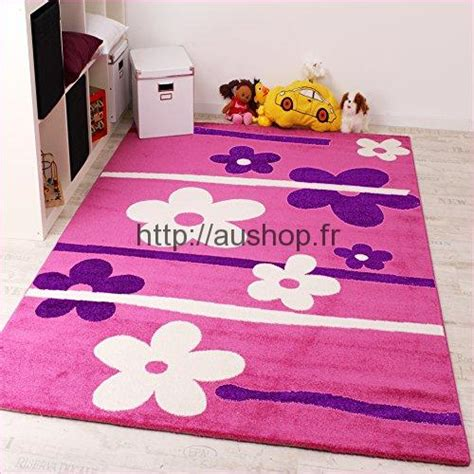 tapis chambre fille pas cher tapis chambre enfant pas cher original doux et douillet