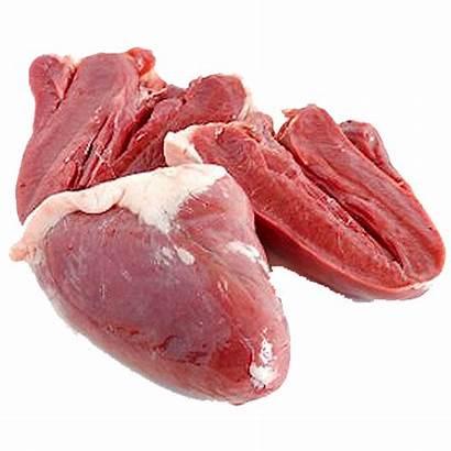 Beef Pet Hearts