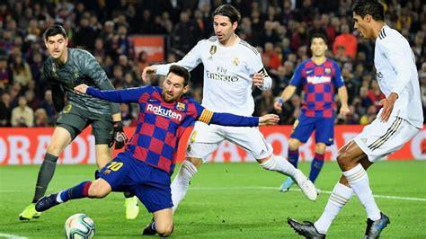 Barcelona vs Real Madrid | El Clásico: El Madrid ...