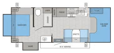 2016 redhawk class c motorhome floorplans prices jayco