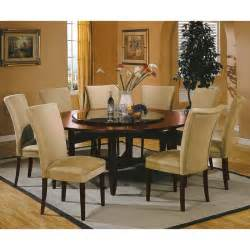 round dining room tables sets for 8