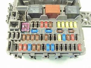 2013 Honda Civic Driver Dash Fuse Box 38200