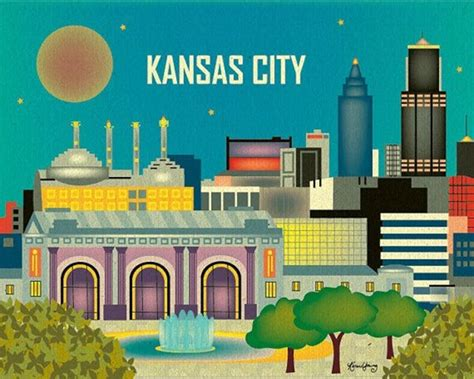 graphic design kansas city 40 beautiful city poster exles bored