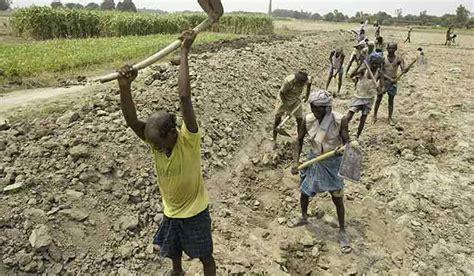 Millions turn to MGNREGA as COVID-19 lockdowns dry up ...