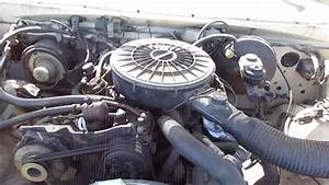 1988 Tan Dodge Ram D-150 Engine