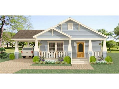 New Construction Bungalow Home For Sale In Tampa