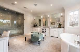 Bathroom Double Vanity Decorating Ideas by Luxurious Mansion Bathrooms Pictures Designing Idea