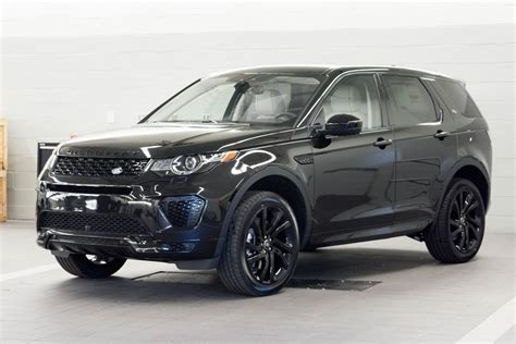 Modifikasi Land Rover Discovery Sport by New 2018 Land Rover Discovery Sport Hse Luxury Sport