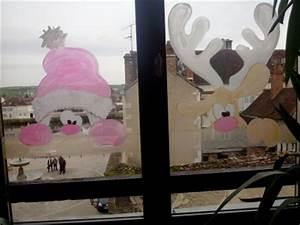 Decoration De Noel Pour Fenetre A Faire Soi Meme : d coration de no l sur vitre diy faire soi m me ~ Melissatoandfro.com Idées de Décoration