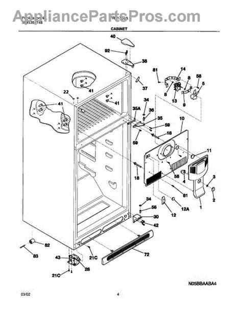 frigidaire refrigerator evaporator fan motor 5303918549 frigidaire 5303918549 evaporator fan motor kit