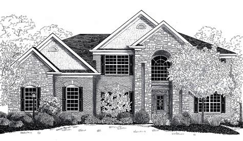 house drawings home building plans