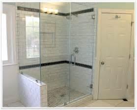 updating bathroom ideas frameless shower door inspiration 10 pictures